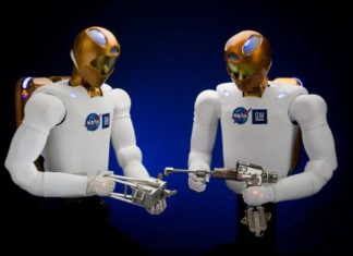 Robots in space are now a possibility