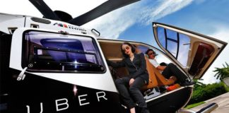Uber is now working on flying taxis