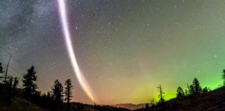 A beautiful mystery that rivals the northern lights.